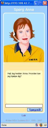Ikea's dummeste medarbejder: Anna!