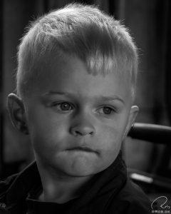 My Cousin's son, Morten