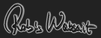 Rob's Wæbsait