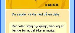 Ikea - date