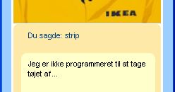 Ikea - strip