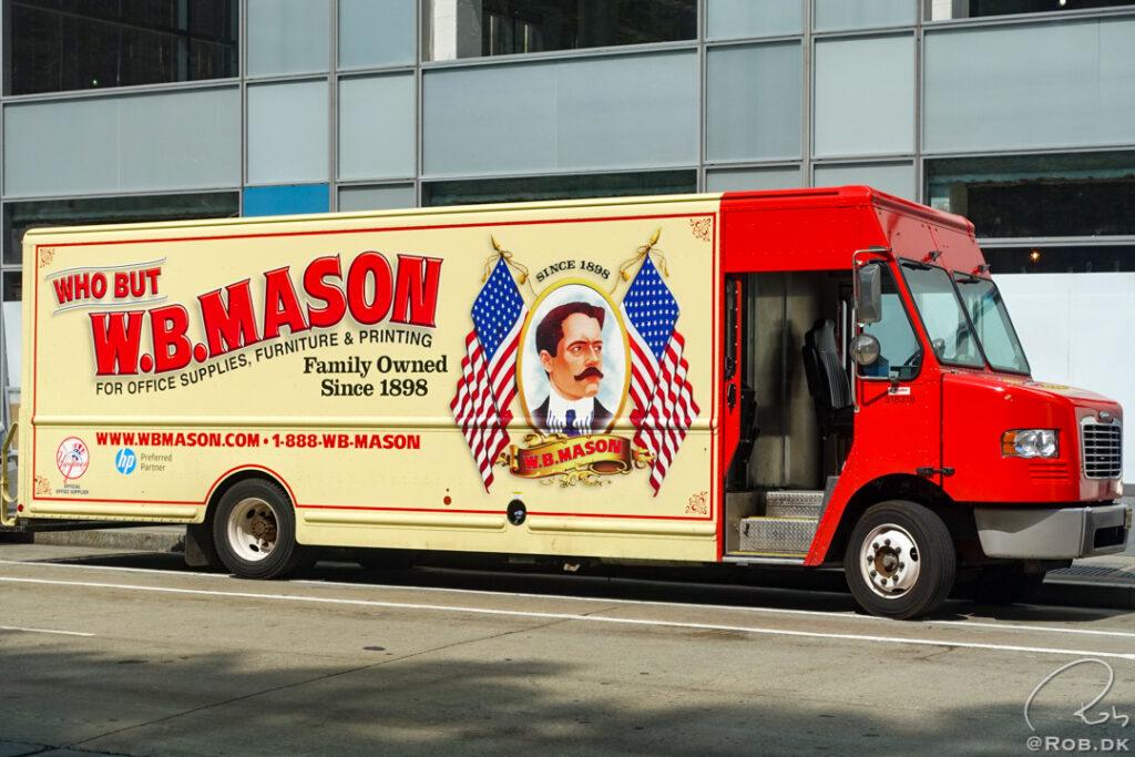 W. B. Mason