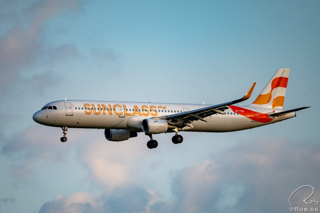 Fly, CPH lufthavn