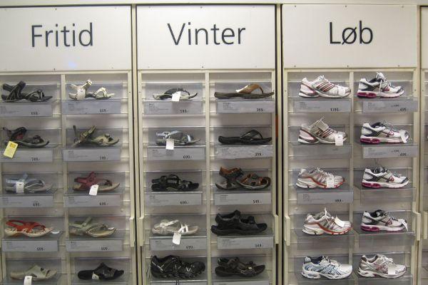 Sandaler om vinteren - det er da lidt sejt!